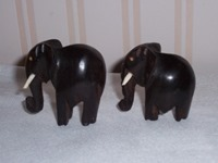 115 01-figurines 2 éléphants