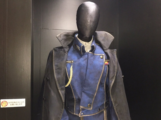 Check Out Roy Mustang Fullmetal Alchemist Live-Action Costume.
