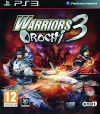 Jaquette de Warriors Orochi 3