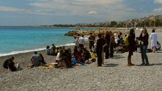 Beach picnic 10