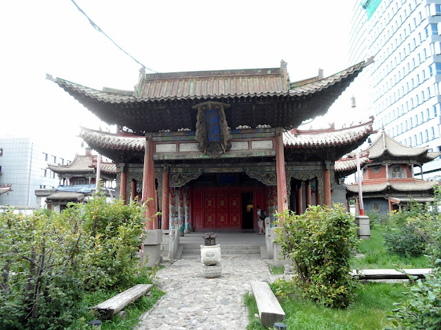 Choijin Lama Tempel.