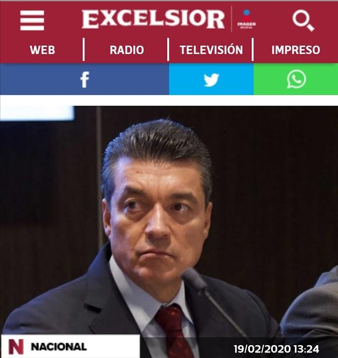 diputados de Morena piden la renuncia del Gobernador de Chiapas Rutilio Escandon.