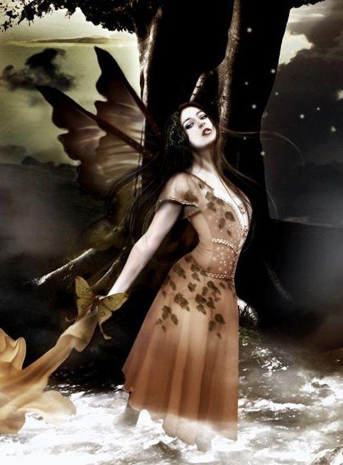 Dark Dragon Witch, Pretty Witches