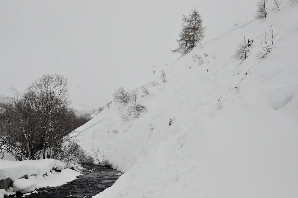Avalanche Maurienne, secteur Crey du Quart, Hors-piste Station de Valloire - A proximité du Télésiège de Montissot - Photo 1