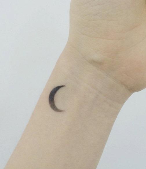 Esta lua crescente