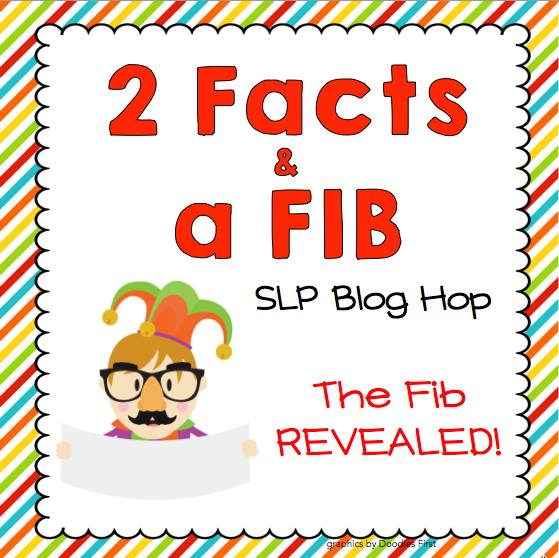 The Fib Revealed!: From the 2 Facts and a Fib Blog Hop image