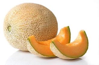Manfaat Melon , Perbedaan Melon dan Blewah , Buah Melon