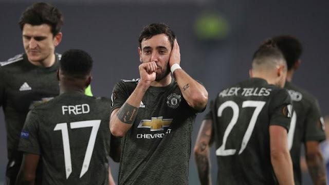 4 Statistik Kemenangan Manchester United Menentang Real Sociedad