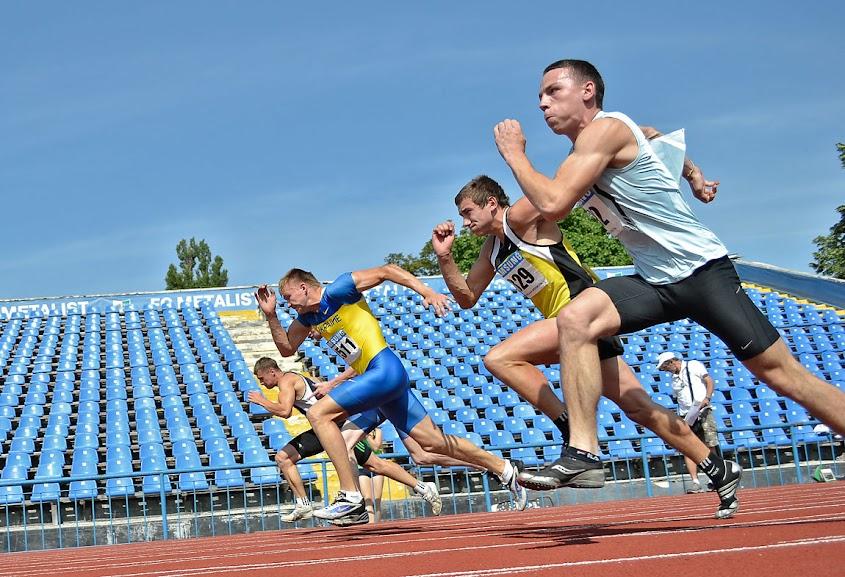 фотографии Чемпионат Украины. Юниоры. Легкая атлетика