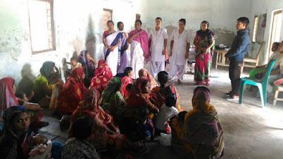 Support visit to No 2 Niz Garuajhar