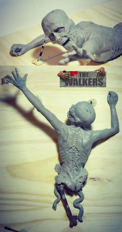The walkers - Projet 1 Girl06