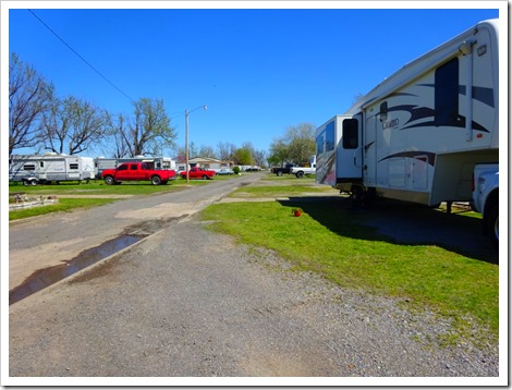 Grizzly's RV Park