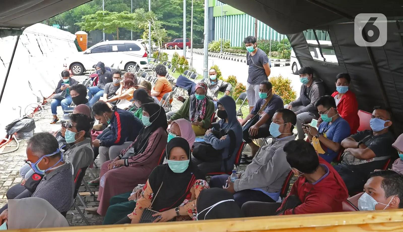 Indonesia Berpotensi Punya 60 Ribu Kasus Corona Jika Masyarakat Tak Disiplin Jalani Physical Distancing
