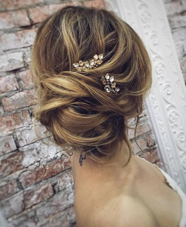 wedding hairstyles for long hair-Top Trendy In 2017 12