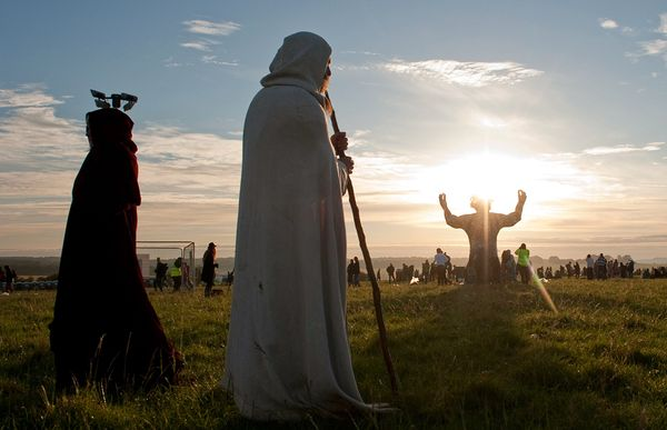 Sunrise Druids, Celtic And Druids