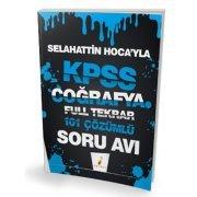 Pelikan Yayınları KPSS Coğrafya Soru Avı 101 Çözümlü Soru Full Tekrar