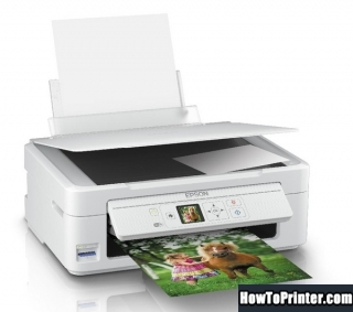 Reset Epson XP-325 printer Waste Ink Pads Counter