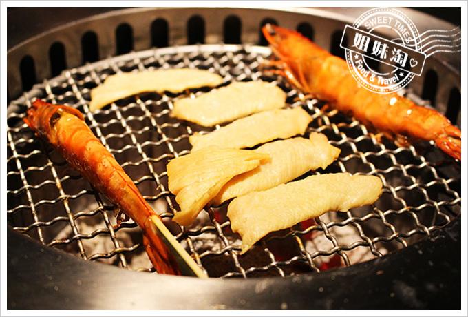 五角銀燒肉美國安格斯脆彈牛肚