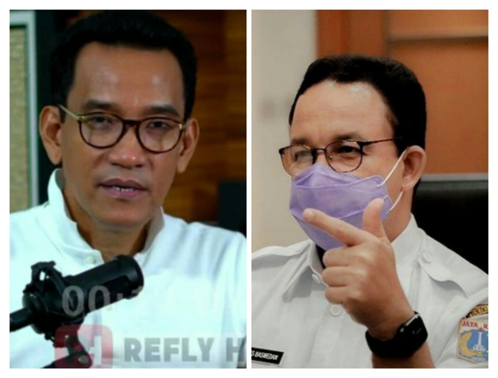 Refly Harun Ungkap Alasan Anies Baswedan Selalu 'Diserang'