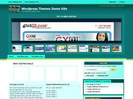 Web Hosting Template 6