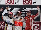 2007 Canada Podium 1. Lewis Hamilton   2. Giancarlo Fishichella 3. Kimi Raikkonen