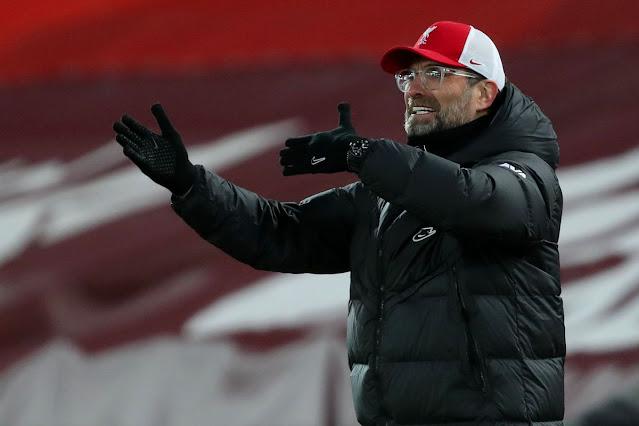 Jurgen Klopp Luah Perasaan Selepas Kalah Kepada Manchester United.