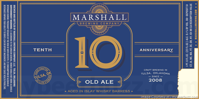 Marshall Brewing - 10 Old Ale VariantsMarshall Brewing - 10 Old Ale Variants
