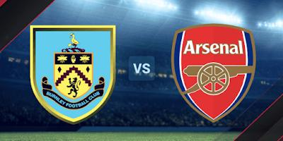 Arsenal vs Burnley : Premier League Live Stream
