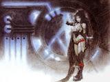 Mysterious Sorceress Of Dispair