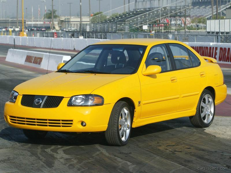 2005 nissan sentra se r specifications pictures prices. Black Bedroom Furniture Sets. Home Design Ideas