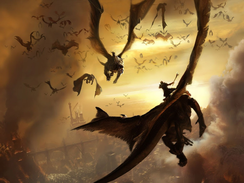 Sweet Dragon, Dragons 3