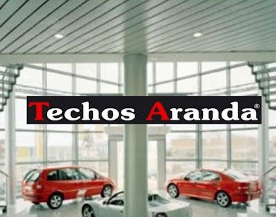 Imagenes de Falsos Techos Aluminio Madrid