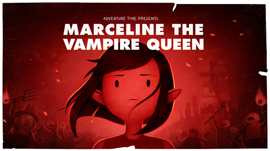 Hora de Aventura: Marceline The Vampire Queen Pt.1
