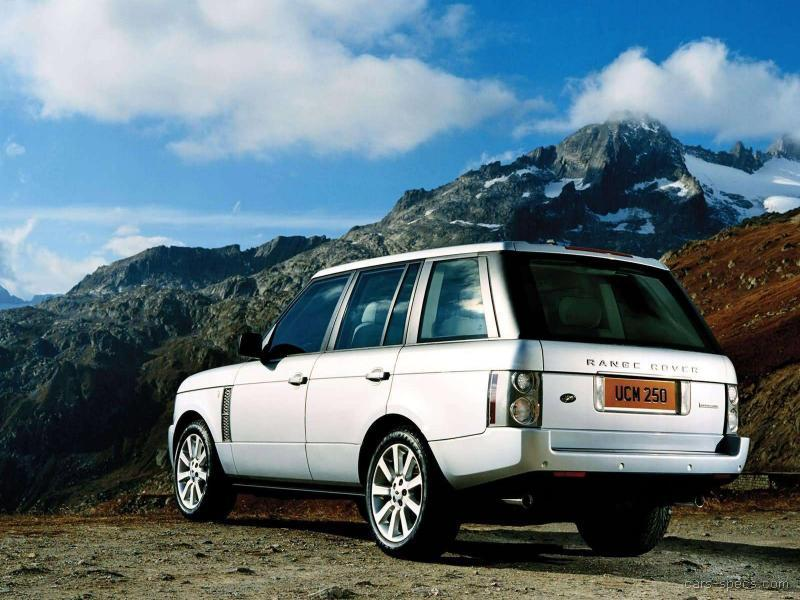 2008 Land Rover Range Rover Sport Suv Specifications