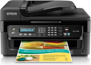 download Epson Workforce WF-2530WF printer driver