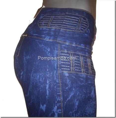 Pantalon corte colombiano de mayoreo 3