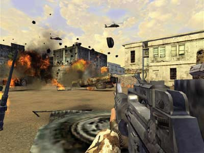 Delta Force: Black Hawk Down PC Hileleri