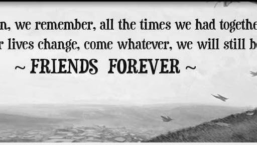 Quotes For My Highschool Friends : College friendship quotes quotesgram