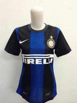 Jual Jersey Cewek Inter Milan Home 2014
