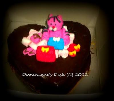 Mummymoo's Cake