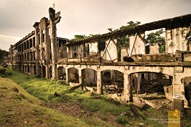 Corregidor's Middleside Barracks