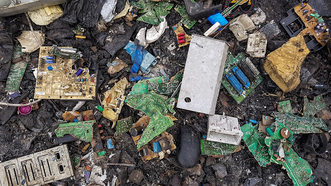 E-WASTE- A MUCH NEEDED HASTE TO MANAGE IT
