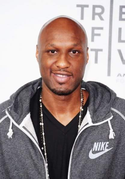 Lamar Odom Cute Pictures for whatsapp, Instagram, Pinterest, Facebook