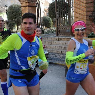 Media Maratón de Valdepeñas 2018 - Carrera 2