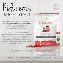 KidScents Mightpro Convention 2018 WHO