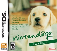 Nintendogs lab and friends rom nds download