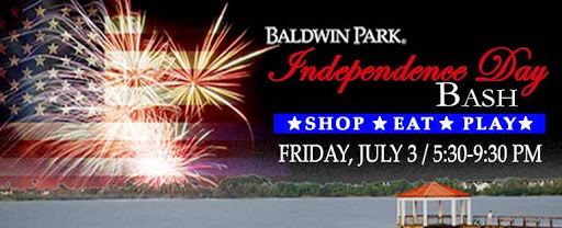 The Baldwin Park Independence Day Bash