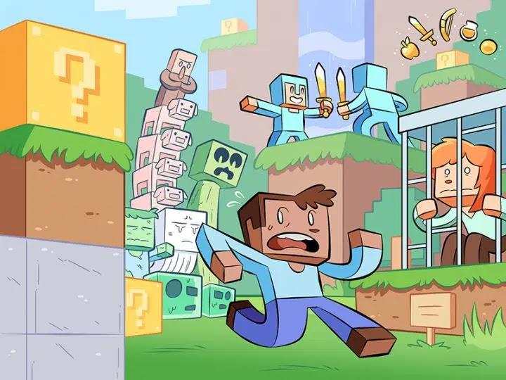 Minecraft Lucky Block Mod New 2021