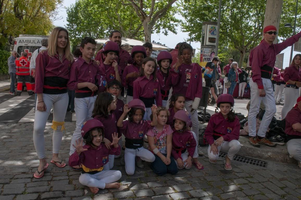Actuació de Sant Jordi (Esplugues de Llobregat)  22-04-2018 - _DSC1015A_castellers .jpg