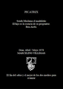 Cover of Maslama al Majriti's Book Picatrix In Spanish